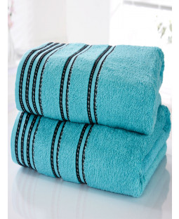Sirocco 2 Piece Towel Bale Turquoise