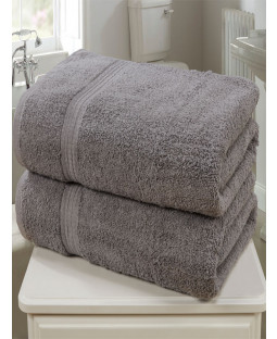 Royal Kensington 2 Piece Towel Bale Charcoal