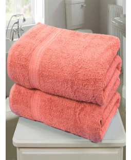 Royal Kensington 2 Piece Towel Bale Coral
