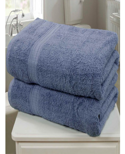 Royal Kensington 2 Piece Towel Bale Denim