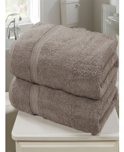 Royal Kensington 2 Piece Towel Bale Latte