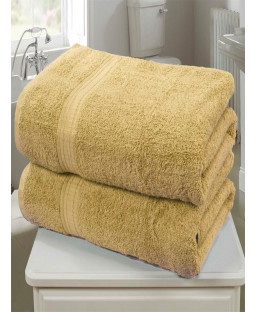 Royal Kensington 2 Piece Towel Bale Ochre