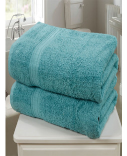 Royal Kensington 2 Piece Towel Bale Turquoise