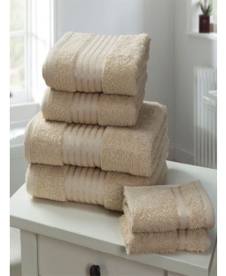Windsor 6 Piece Towel Bale Biscuit