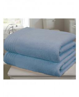 Asciugamano Soale 2 pezzi blu balla