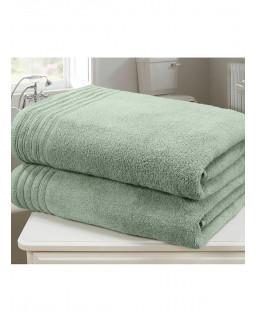 So Soft 2 Piece Towel Bale Sea Green