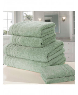Asciugamano 6 pezzi So Soft Bale Sea Green