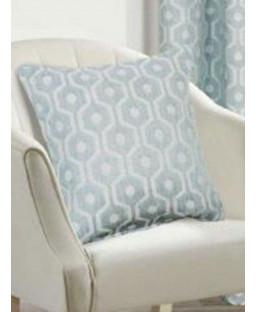 Belle Maison Cushion Cover  - Milano Range, Duck Egg