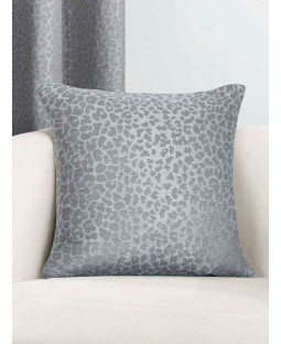 Belle Maison Cushion Cover  - Sahara Range, Silver