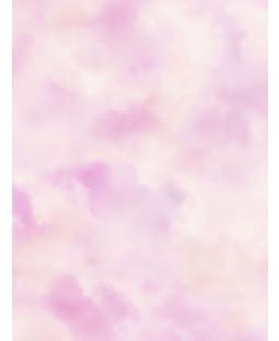 Cloudy Sky Wallpaper Pink Rasch 818024