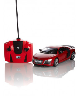 Audi R8 Red 1:24 Scale Radio Control Car
