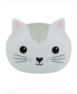Cat Night Light Nori Kawaii