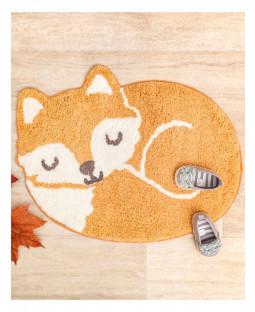 Woodland Fox Floor Rug