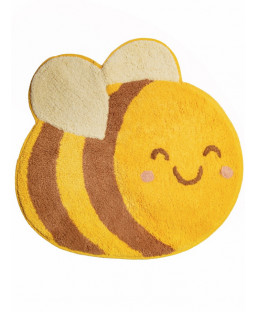 Bee Happy Floor Rug
