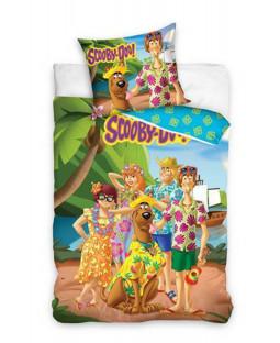 Scooby Doo Single Duvet Cover and Pillowcase Set - European Size