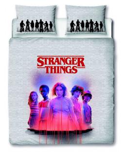 Stranger Things Darkside Double Duvet Cover Set