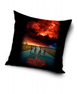 Stranger Things Welcome to Hawkins Cushion