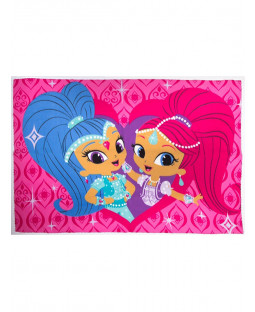 Shimmer and Shine Zahramay Fleece Blanket