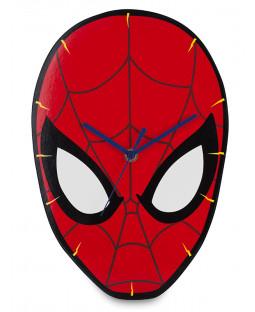 Spiderman Shaped Wall Clock
