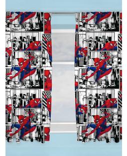 Spiderman Curtains