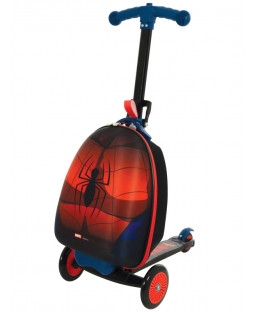 Spiderman Scootin' Suitcase