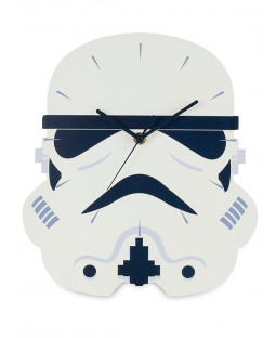 Star Wars Stormtrooper Shaped Wall Clock
