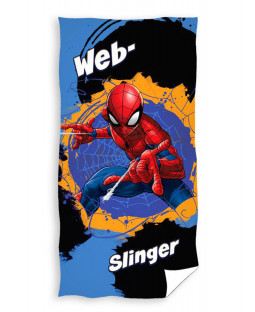Spiderman Web-Slinger 100% Cotton Towel