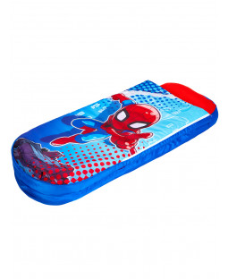Spiderman Junior Ready Bed Sleepover Solution