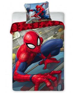 Spiderman Climb Single Duvet Cover Set - European Size
