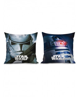 Star Wars Reversible Filled Cushion