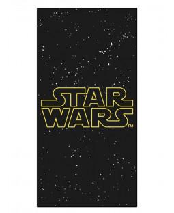 Star Wars Logo Beach Towel