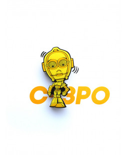 Star Wars Mini 3D LED Wall Light C-3PO