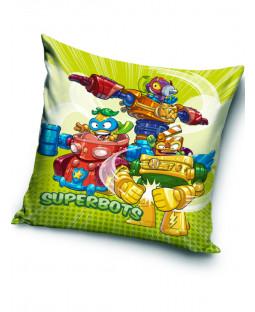 Super Zings Superbots Filled Cushion