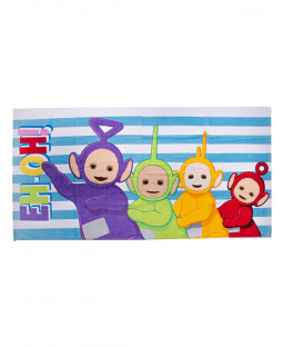 Teletubbies Playtime Beach Towel