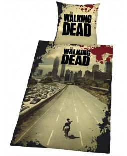 The Walking Dead Single Duvet Cover & Pillowcase Set