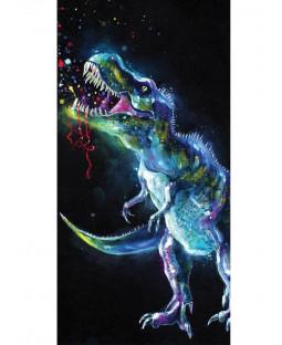 Dinosaur Colour Beach Towel