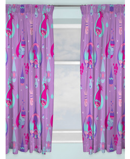 Trolls Bedroom Curtains