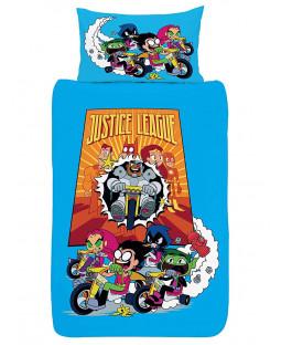 Teen Titans Go! Single Duvet Cover Set