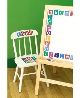 Wallies Wallpaper Cutouts - Alphabet Wall Stickers