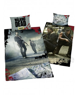 The Walking Dead Rick Grimes Single Duvet Cover Set