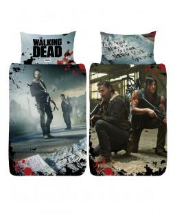 The Walking Dead New World Single Duvet Cover Set