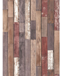 Wood Planks Wallpaper - Natural - FD40887