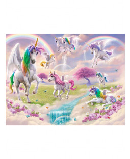 Walltastic Magical Unicorn Wall Mural 2.44m x 3.05m