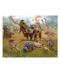 Walltastic Dinosaurs Wall Mural 2.44m x 3.05m