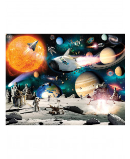 Walltastic Space Wall Mural 2.44m x 3.05m