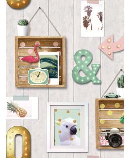 Windsor Wallcoverings California Girl Wallpaper - L206