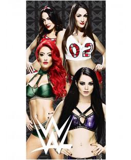 WWE Divas Beach Towel