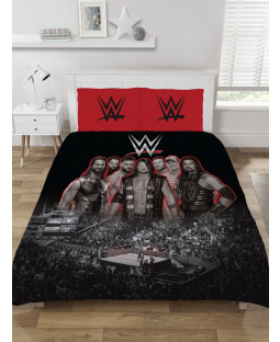 WWE Wrestling Ring Double Duvet Cover Set