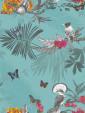 holden lemur wallpaper teal 12402 feature
