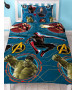 Marvel Avengers Force Single Duvet Cover Set